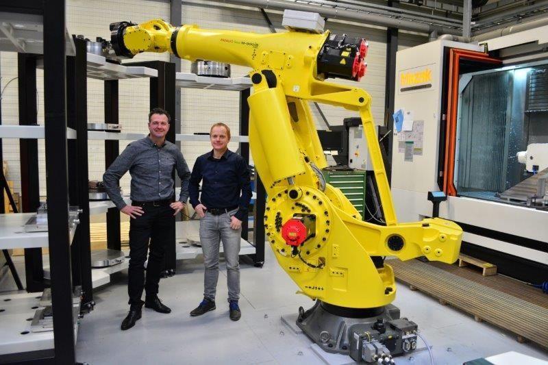 Robots als aanvulling op je medewerkersteam